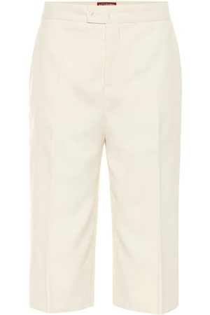 Altuzarra Magee stretch-wool shorts
