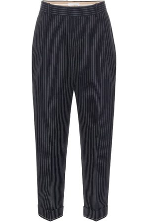 Chloé Women Formal Pants - Striped virgin wool pants