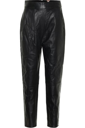 JOHANNA ORTIZ Crossing Legacies leather pants