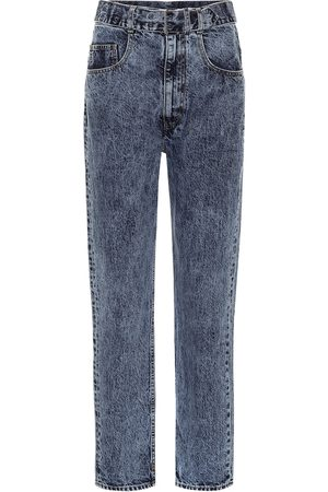 Maison Margiela High-rise straight jeans