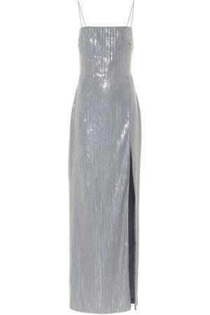 RASARIO Sequined gown