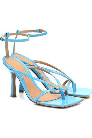 Bottega Veneta Women Sandals - Stretch leather sandals