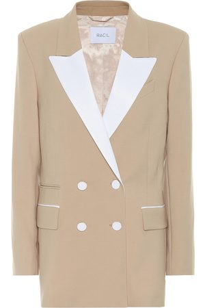 RACIL Felix stretch-wool blazer