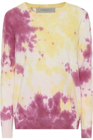 Golden Goose Tie-dye cotton-blend sweatshirt