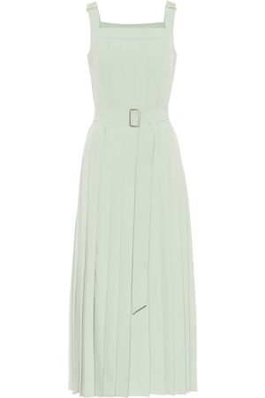 Max Mara Women Midi Dresses - Zadar pleated midi dress