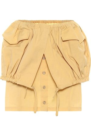 Jacquemus Women Mini Skirts - La Jupe Cueillette miniskirt