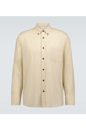 Nanushka Men Long sleeves - Kaleb striped shirt