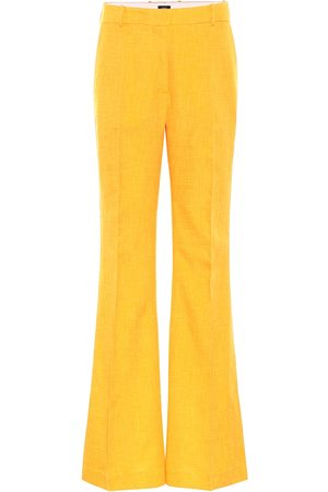 Joseph Tena high-rise flared pants