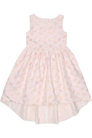BONPOINT Nelise floral jacquard dress