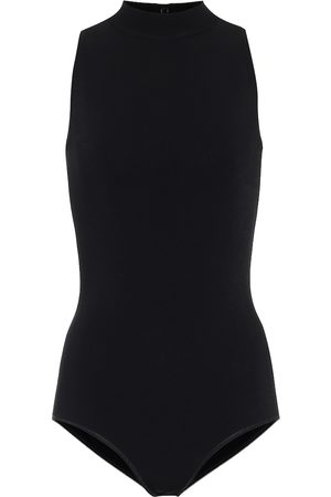 Alaïa Women Bodies - Rib-knit bodysuit