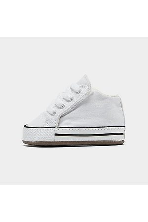 Converse Boys' Infant Chuck Taylor All Star Cribster Crib Booties in Size 1.0 Canvas/Lace