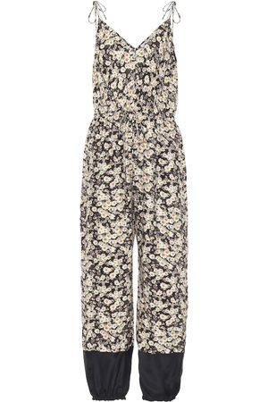 Stella McCartney Sienna floral silk jumpsuit