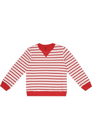 Brunello Cucinelli Striped cotton sweatshirt