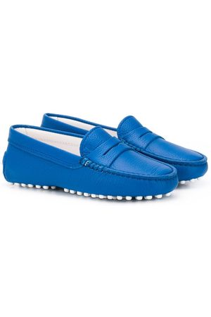 Tod's Boys Loafers - Gommino driving shoes