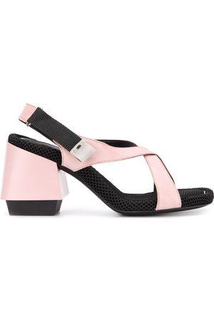 Premiata Chunky-heel touch-strap sandals