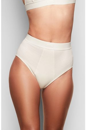 SKIMS Women's Cotton Rib Briefs
