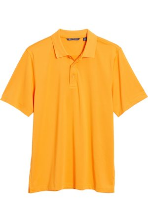 Cutter & Buck Men's Forge Drytec Solid Performance Polo