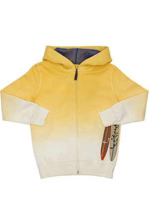 Jacob Cohen Tie Dye Cotton Sweatshirt Hoodie