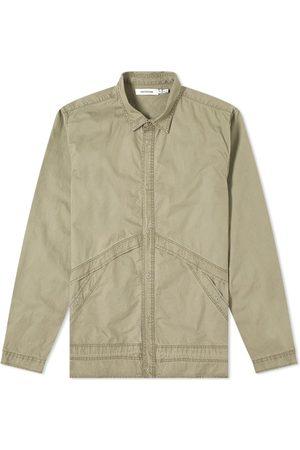 NONNATIVE Men Shirts - Coach Shirt Jacket