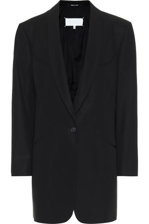 Maison Margiela Longline cotton blazer