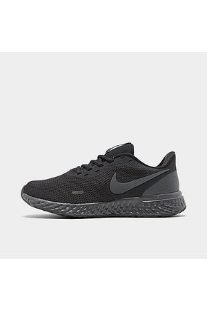 Nike Men Running - Men's Revolution 5 Running Shoes (Wide Width) in / Size 10.0 Knit