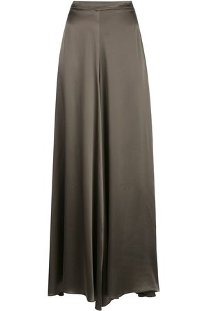 Voz Charmeuse palazzo trousers