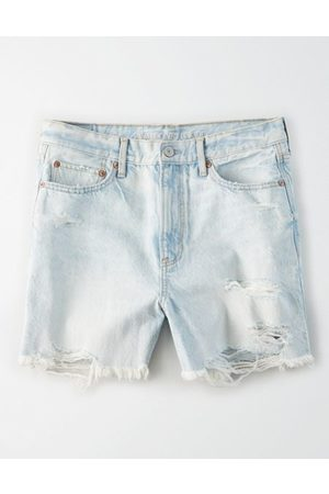 American Eagle Outfitters Women 90s Boyfriend Denim Short Women's 2
