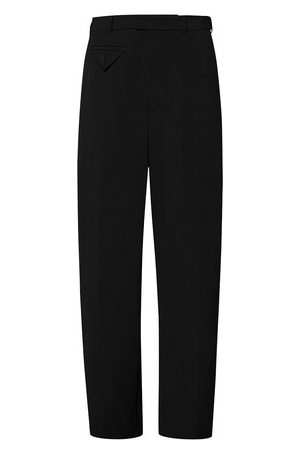 Bottega Veneta Technical coated toile pants