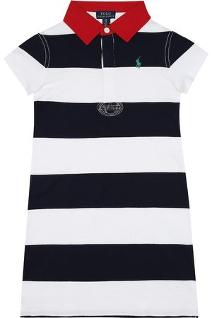 Ralph Lauren Striped cotton shirt dress