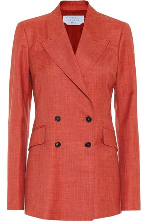GABRIELA HEARST Angela wool-blend blazer