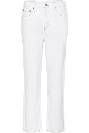 GRLFRND Helena high-rise straight jeans