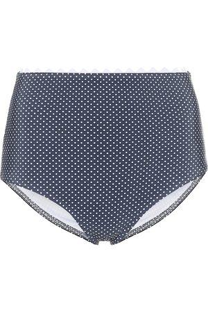 Karla Colletto Coco high-rise bikini bottoms
