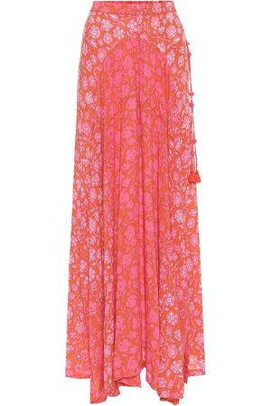 POUPETTE ST BARTH Ollie printed maxi skirt