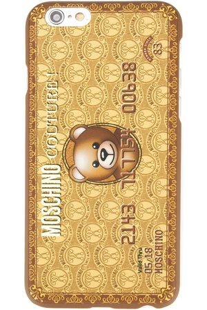Moschino Bear card iPhone 6 cover