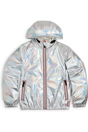 Hunter Girls' Original Hooded Shell Jacket - Big Kid