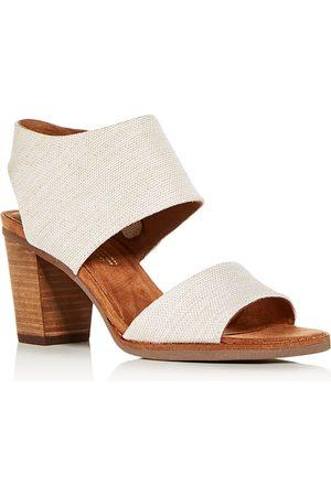 TOMS Women's Majcut High-Heel Sandals