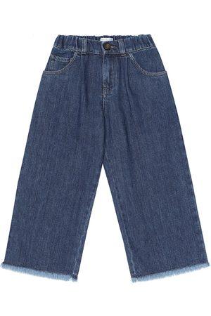 Brunello Cucinelli Wide-leg jeans
