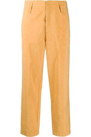 FORTE FORTE Straight-leg linen trousers