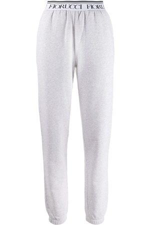 Fiorucci Logo track trousers - Grey