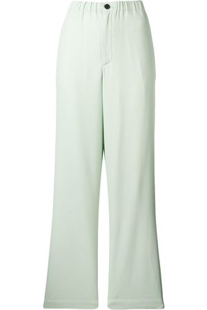 Ami Women Wide Leg Pants - Large Fit Trousers