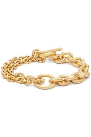 ALL BLUES -vermeil Chain Bracelet - Womens