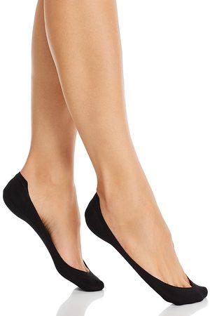 HUE V-Cut Perfect Edge Liner Socks