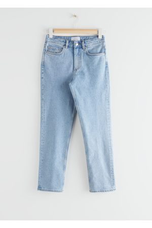 & OTHER STORIES Straight Stretch Jeans