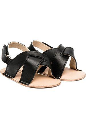 Babywalker Cross strap sandals