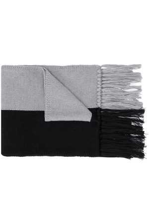 Moncler Boys Scarves - Two-tone scarf