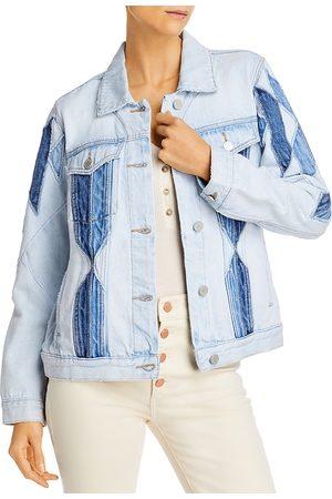 BLANK NYC Women Denim Jackets - Multi-Colored Jean Jacket