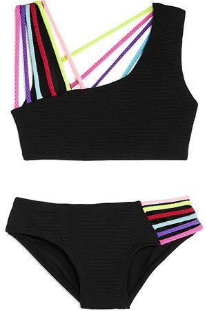 Peixoto Girls' Olivia Strappy Two-Piece Swimsuit - Little Kid, Big Kid