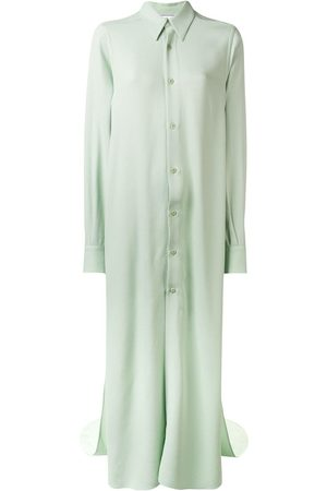 Ami Long Dress Shirt With Long Sleeves