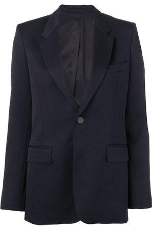 Ami Women Blazers - Women's lined two buttons jacket