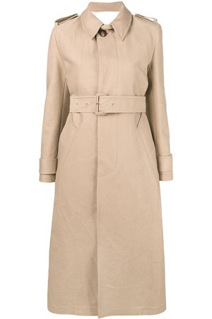 Ami Parka With Patch Pockets - Neutrals
